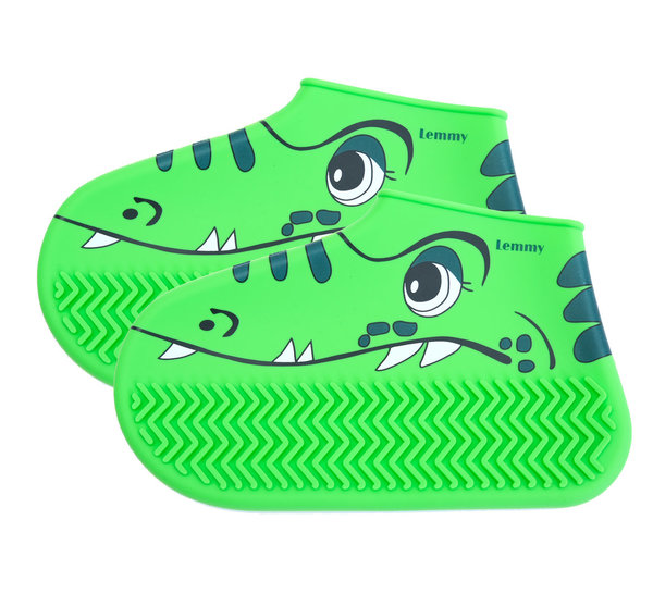 "Lemmy Silicon Shoescover ""Crocodile""-LMY2001CG"
